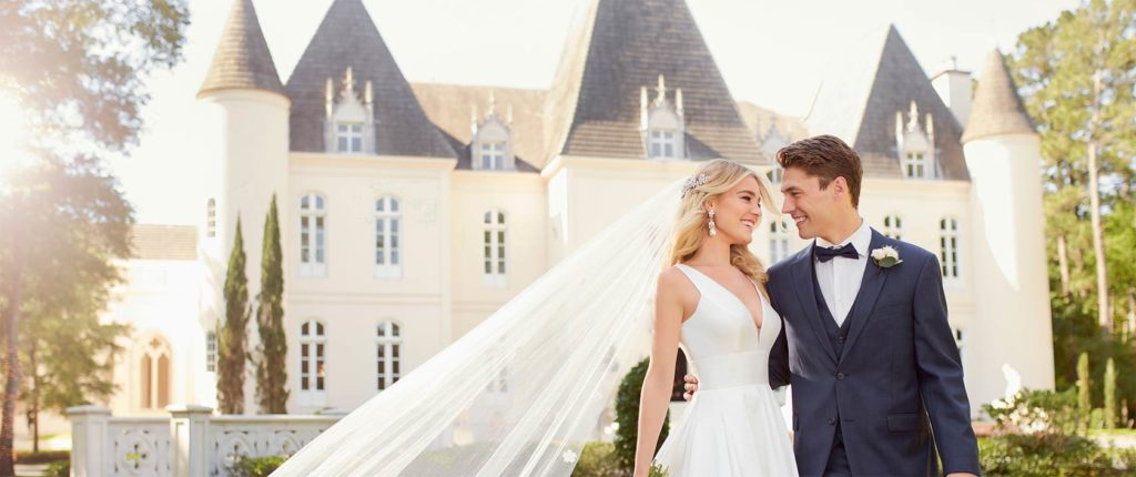 How to choose your perfect wedding dresses